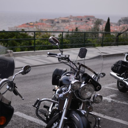 The Biker Bar in Ploce Dubrovnik