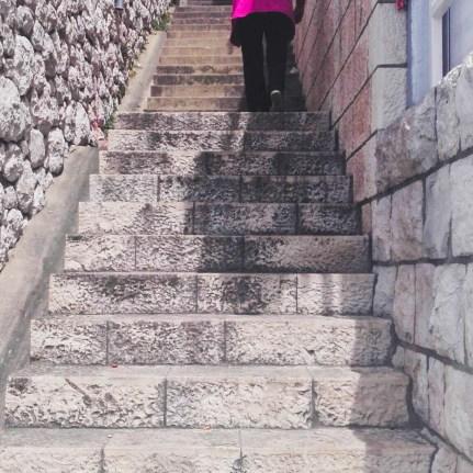 Ploce Dubrovnik, Steps Steps Steps