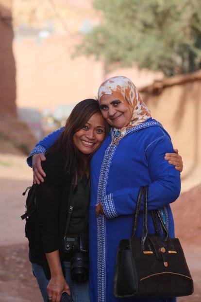 Celeste and Saida