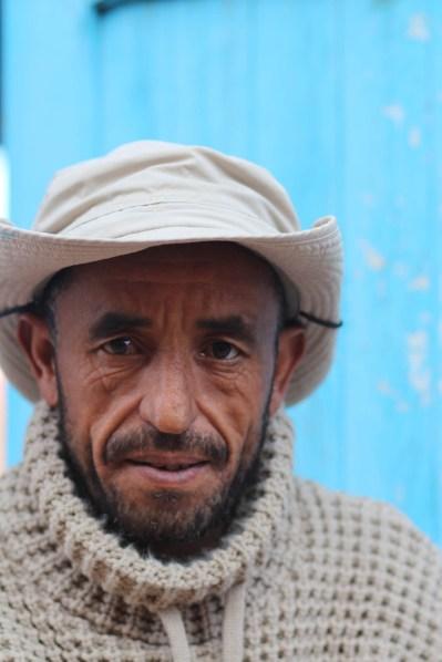 Our friend Salah