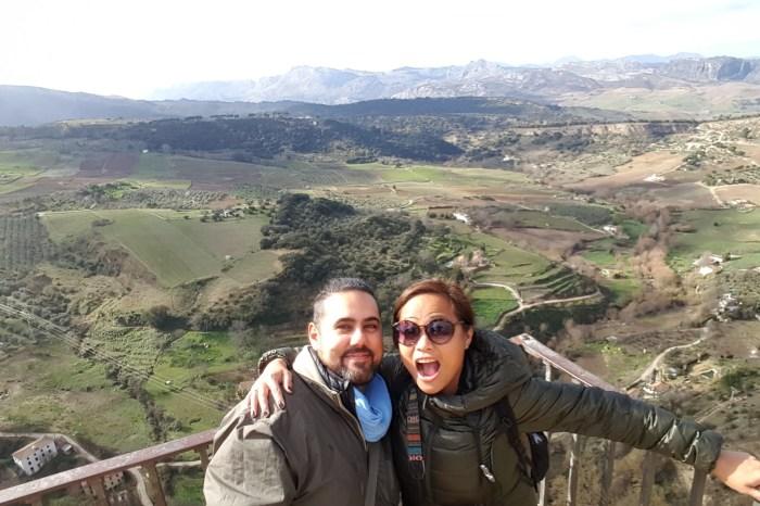 Abraham and Celeste Ronda 2016