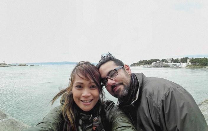 Winter in Split