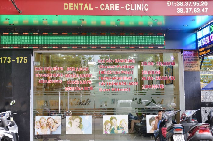 Dentist in Ho Chi Minh