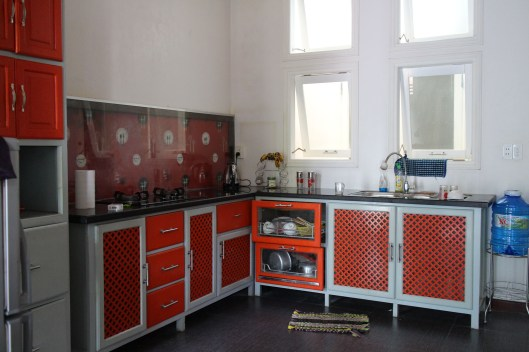Kitchen of our new house