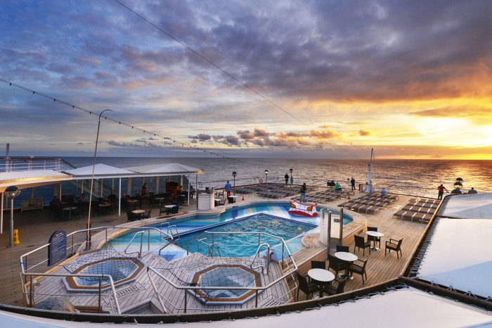 15 Night Transatlantic Cruise on the Zuiderdam