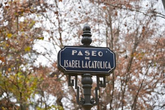Paseo Isabella la Catolica, Seville
