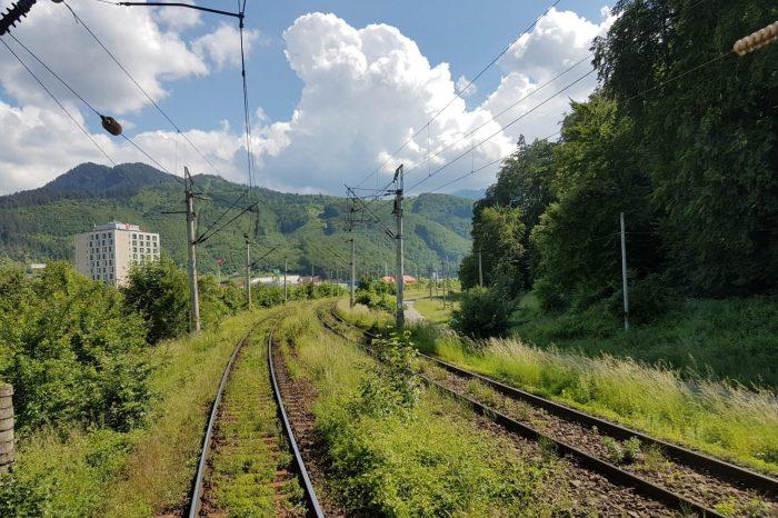 Bucharest to Brasov by Train