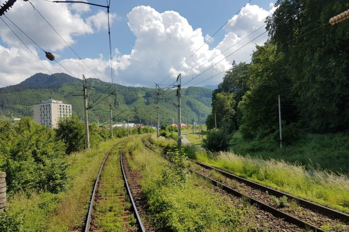 Bucharest to Brasov by Train