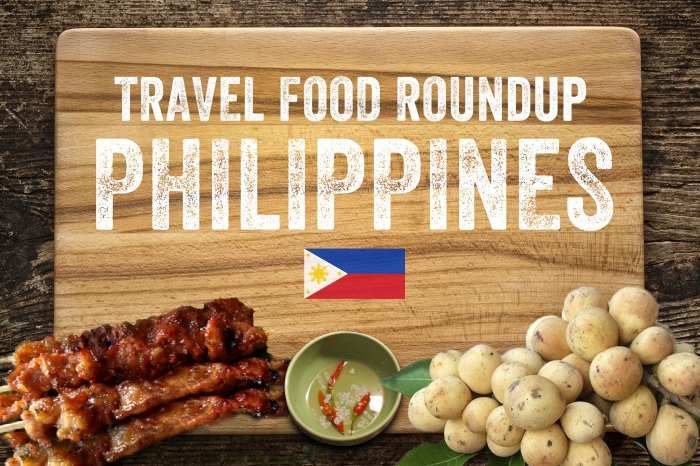 Travel Food Philippines