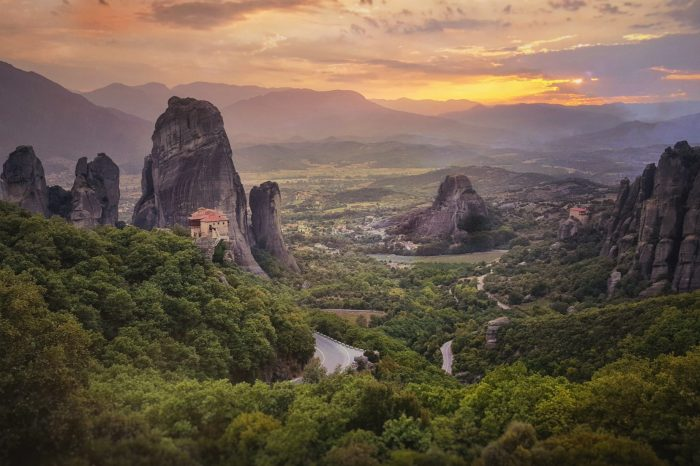 In photos: Meteora, a must-visit destination in Greece