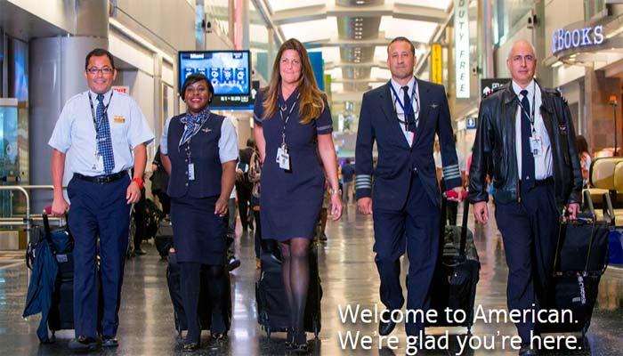 American Airlines Flight Attendant  Jobs Interview