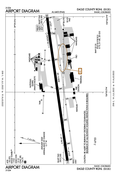 KEGE AIRPORT DIAGRAM (APD) FlightAware