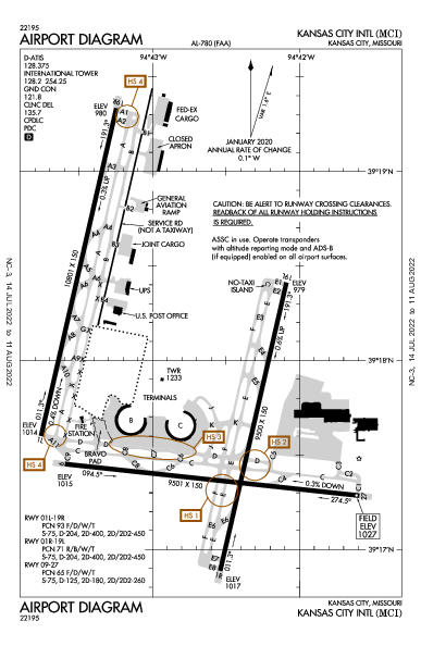 KMCI AIRPORT DIAGRAM (APD) FlightAware