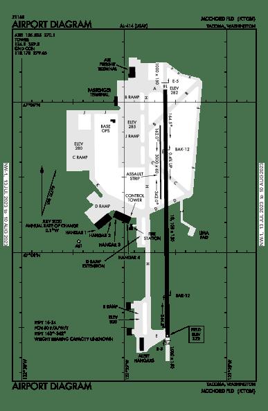 KTCM AIRPORT DIAGRAM (APD) FlightAware