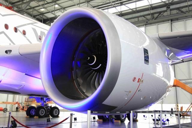 A350XWB Engine Detail