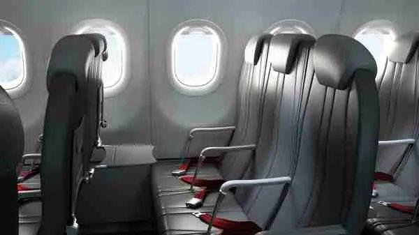 Titanium Seat