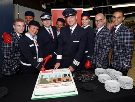 A slice of cake to celebrate taking another slice of the US market, Image Norwegian