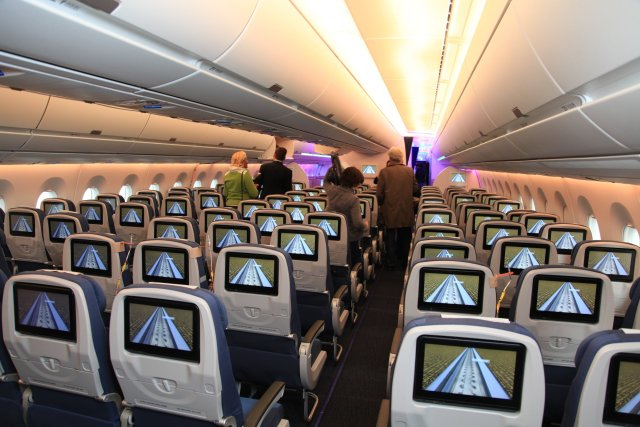 A350XWB Economy/FCMedia