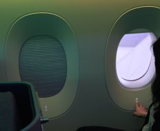 Airbus A350 Window/FCMedia