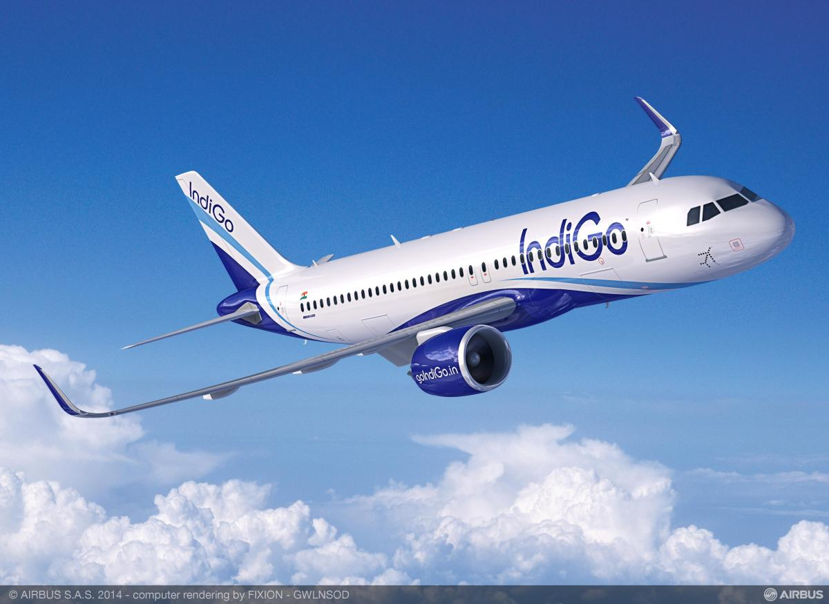 IndiGo Remains True-Blue to Airbus Green: Signs MoU for 250 A320neo Aircraft