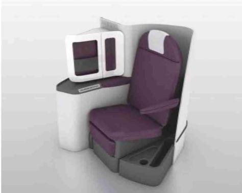 Sogerma COMET® Business Class Seat
