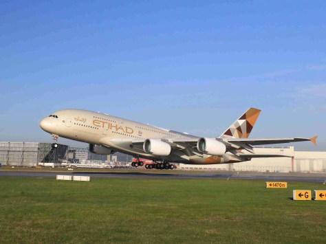 Etihad A380/Etihad