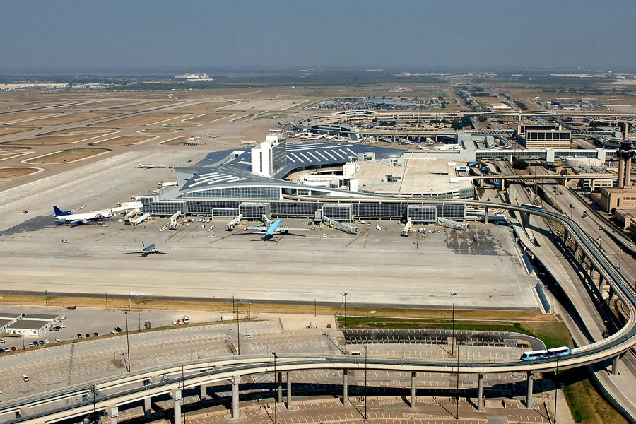 Shooting at DFW Airport Raises Questions on Prisoner Transport Rules On Commercial Flights