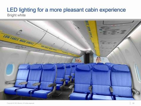 New Ryanair Boeing Sky Interiors/Ryanair