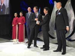 Vietnam Airlines A350XWB Handover Ceremony, Toulouse