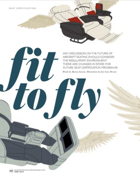 Fit to Fly, Aircraft Interiors International Magazine/UKIP Media