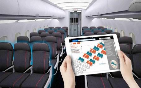 Smart Seat Wireless Actuator by B/E Aerospace