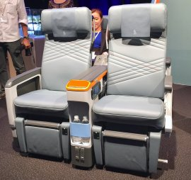 Singapore Airlines new Premium Economy