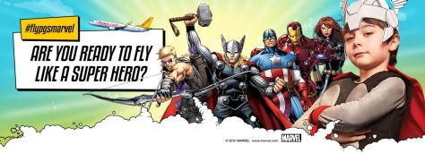 Pegasus Airlines Marvel-ous Safety Video