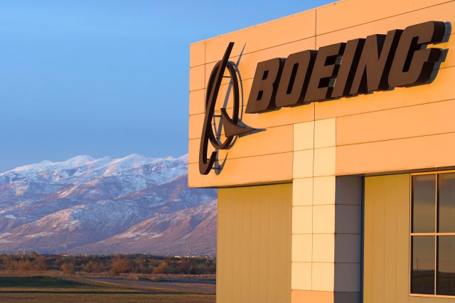 Salt Lake City Boeing Office