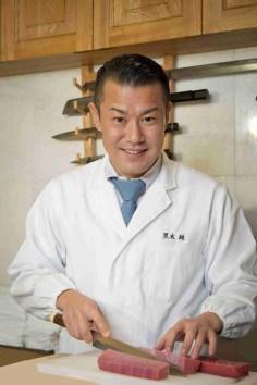 Chef Kurogi