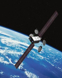 SES-15 Satellite/Boeing Satellite Systems