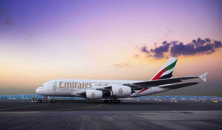 Two-class-A380-exterior-shot