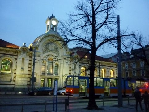 The Central Sofia Market Hall, Christoph Radtke - Own work, Commons