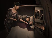 Singapore Airlines New Business Class. Source: Singapore Airlines