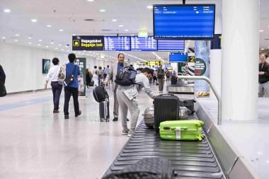CPH Baggage Claim Area Source: CPH
