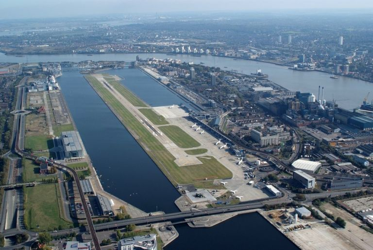 London City Airport 2