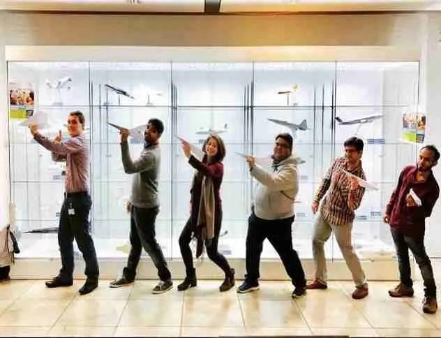 Cranfield University Team AeroCran, Fly Your Ideas photo