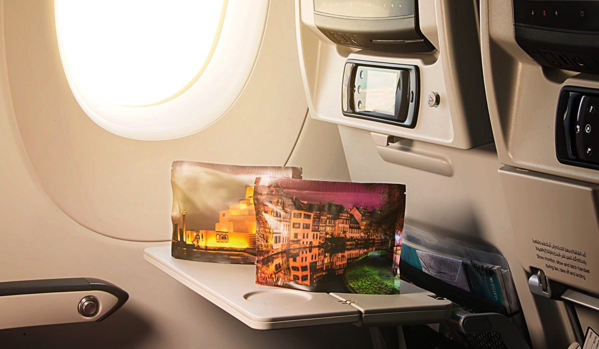 Yes! Qatar Airways Brings New Style to Economy Class with Destination-Inspired Amenities