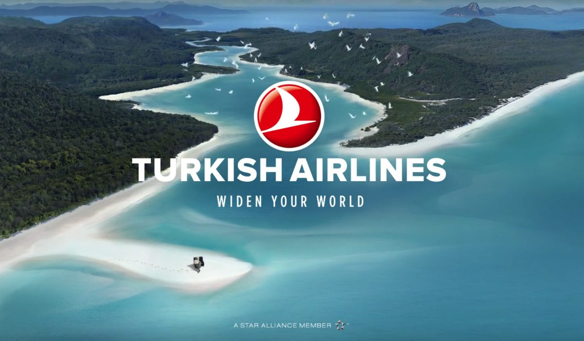 Turkish Airlines Makes Powerful Superbowl Statement: Widen Your World