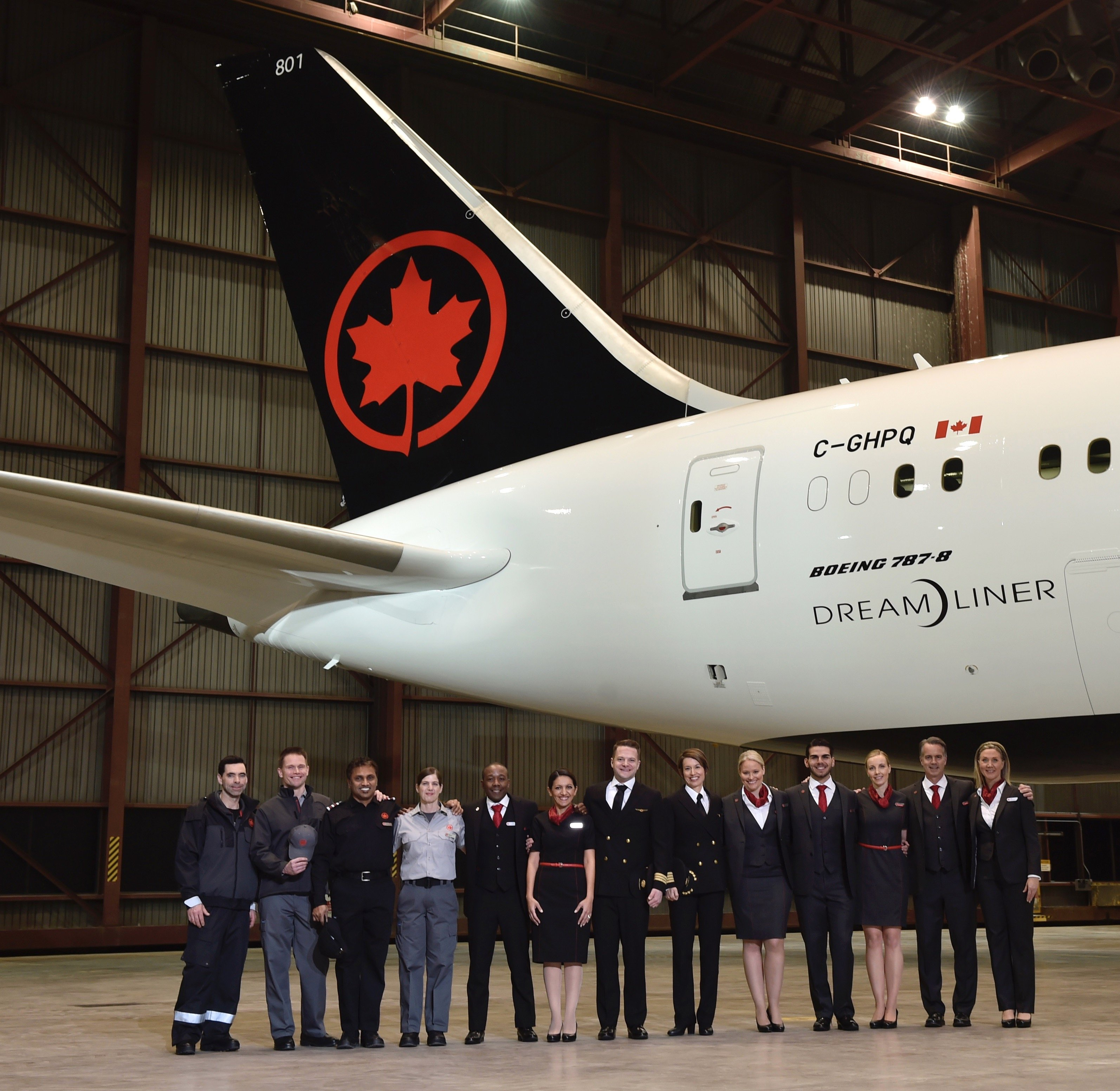 Flight Chic   Air Canada Reveals New Uniforms Fully Tested by Staff