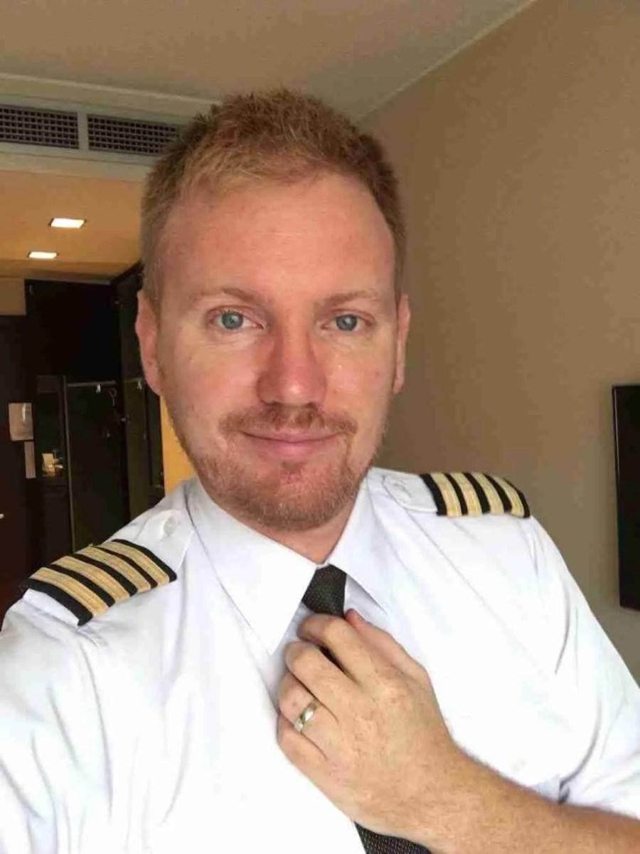 A Pilot's Life: Petter Hornfeldt