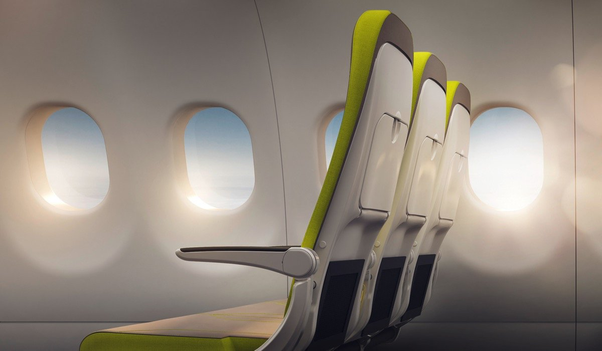 IAG's British Airways and Iberia Place Large Recaro SL3510 Order