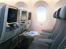 Boeing 787 Seating window view by LIFT