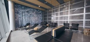 Finnish design on display at Helsinki Airport's new south pier. Source: Finavia