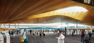 New Helsinki Terminal 2 Source: Finavia